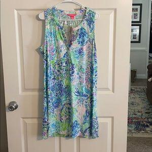 BNWT Lilly Pulitzer Essie dress XL